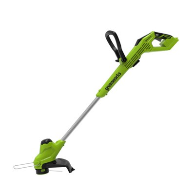 Greenworks 24v 28cm Cordless Line Trimmer (Tool Only)