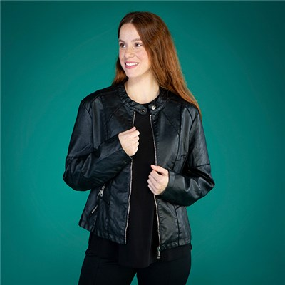 Rino and Pelle Ettie Biker Jacket