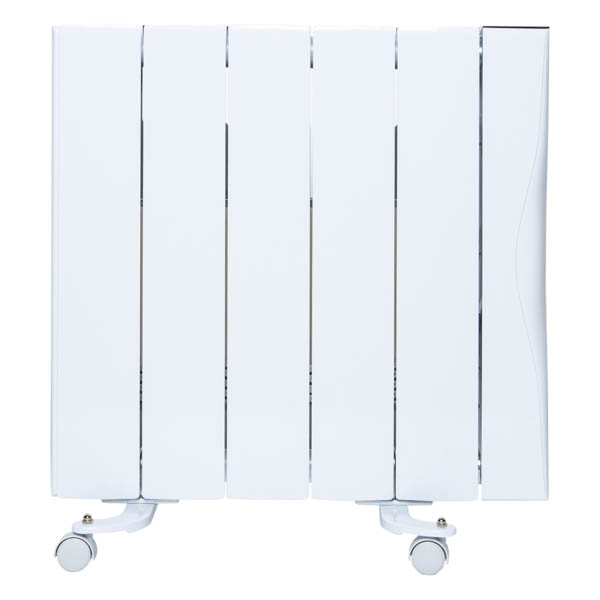 Warm Home 1000w Ceramic Radiator No Colour