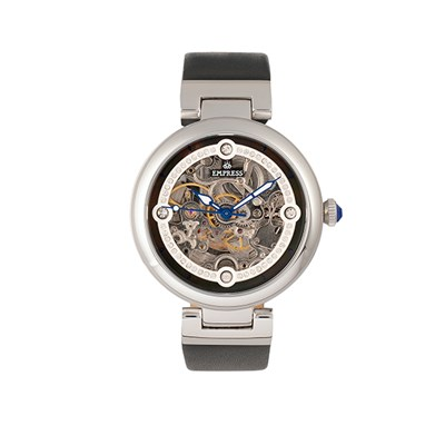 Empress Ladies' Adelaide Automatic Watch with Genuine Leather Strap