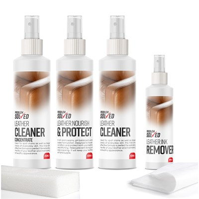 Problem Solved Extra Leather Care Kit