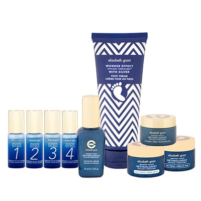 Elizabeth Grant Retinologist 6pc Collection
