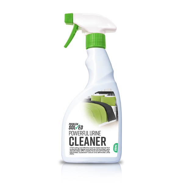 Problem Solved Powerful Urine Cleaner No Colour