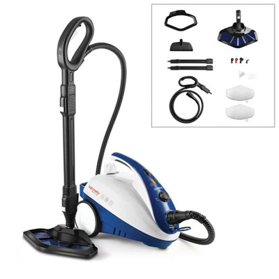 Polti Smart 40 Smart Mop Steam Cleaner with Swivel Head