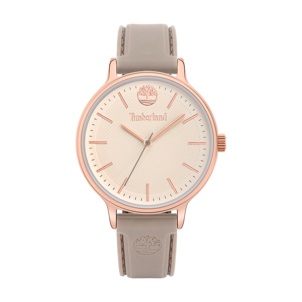 Timberland Ladies' Chesley Watch with Silicone Strap Grey