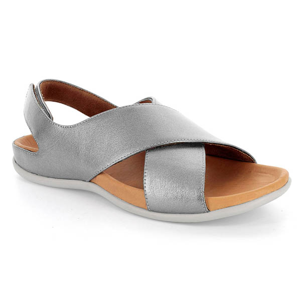 Strive Venice Sandal Pewter