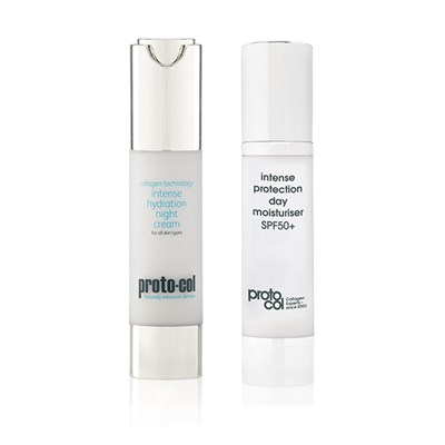 Proto-col Intense Skincare Duo for Spring (SPF-50 Day Cream and Night Cream 50ml)
