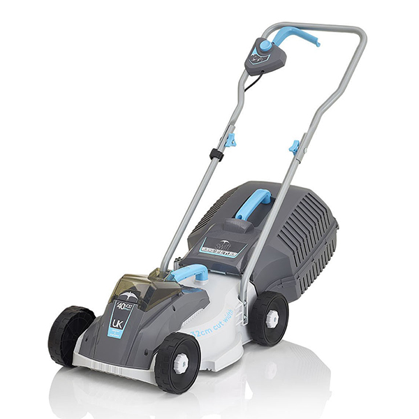 Swift 32cm 40v Cordless Electric Lawnmower with Battery and Charger EB132C2 No Colour