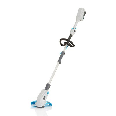 Swift Cordless Grass Trimmer with Battery, Charger, 26 Blades and 20 Lines � EB310D2