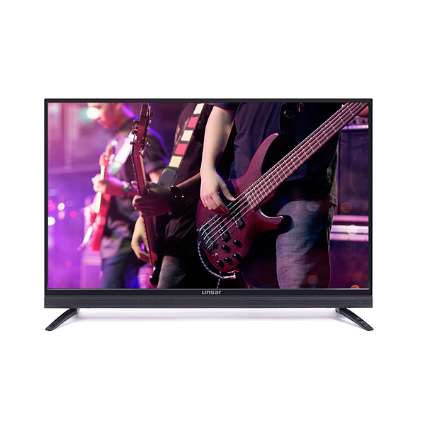 Linsar 32inch TV with Built-in Soundbar No Colour