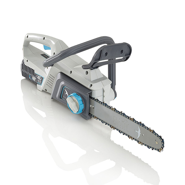 Swift 12 Inch Cordless Chainsaw with Battery and Charger EB212D2 No Colour
