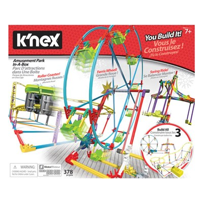 KNEX Table Top Thrills - Amusement Park in a Box