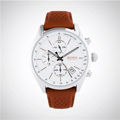 Hugo Boss Gents Grand Prix Chronograph W
