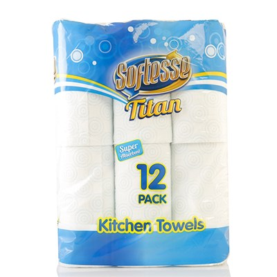 Titan Kitchen Rolls x 12