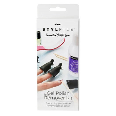 Stylefile Gel Polish Home Removal Kit