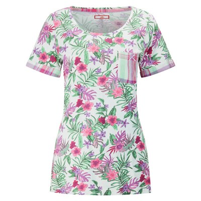 Joe Browns Mix & Match Floral T-Shirt