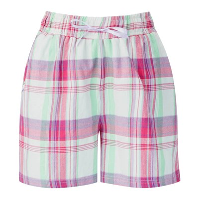 Joe Browns Check Pyjama Shorts