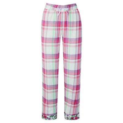 Joe Browns Check Pyjama Bottoms
