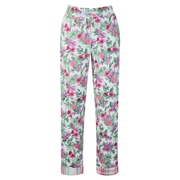 Joe Browns Floral Pyjama Bottoms Multi