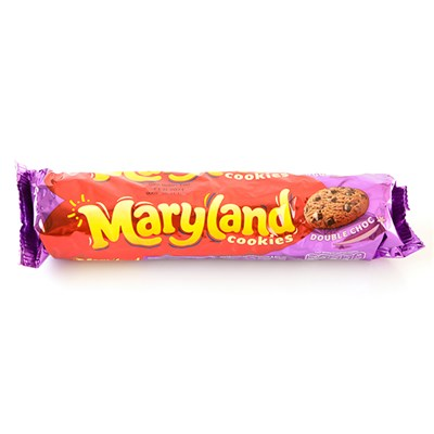Maryland Cookies Double-Choc-Chip 200g x 20 Packs