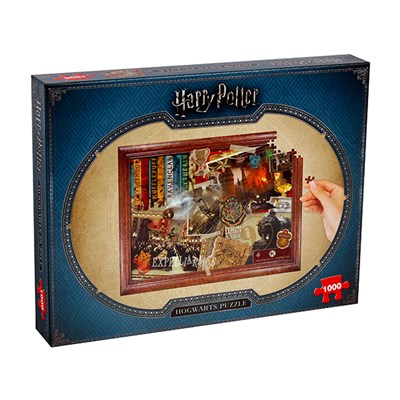 Harry Potter Collector's 1000-Piece Puzzle