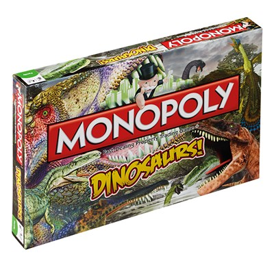 Monopoly - Dinosaurs