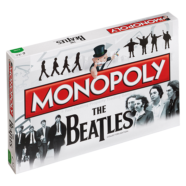 Monopoly - Beatles Monopoly No Colour