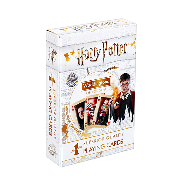 Waddingtons Cards - Harry Potter No Colour
