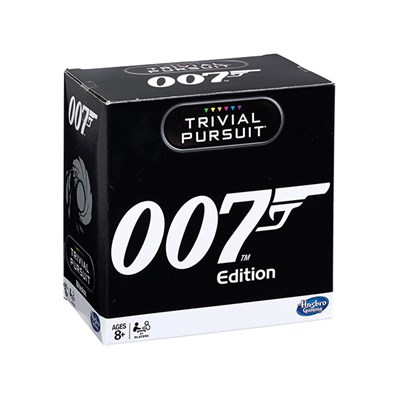 Trivial Pursuit - James Bond