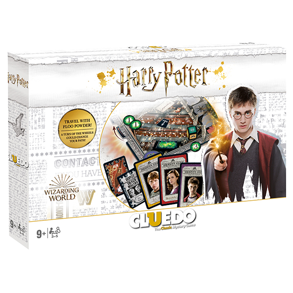 Cluedo - Harry Potter No Colour