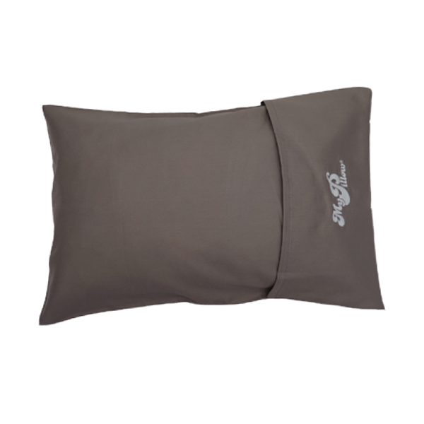 MyPillow Travel Roll N Go Pillow (Taupe
