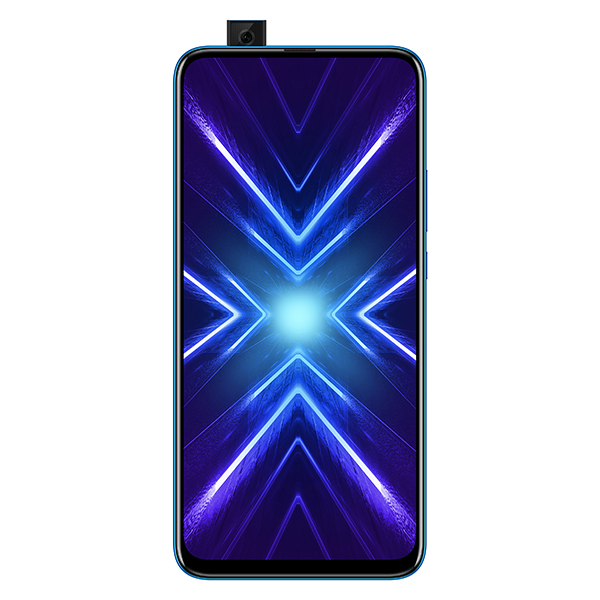 Honor 9X Blue - 6.59inch Display, 128GB Internal Storage, 4GB RAM