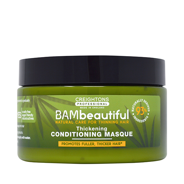 BAMbeautiful Thickening Conditioning Masque 250ml No Colour