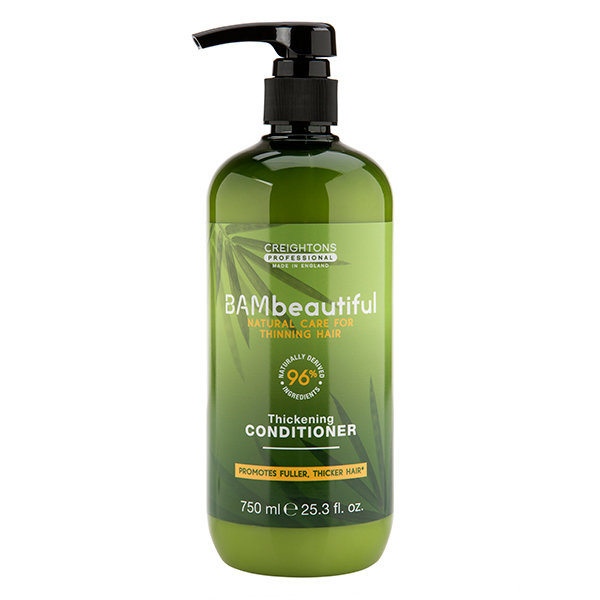 BAMbeautiful Thickening Conditioner 750ml No Colour