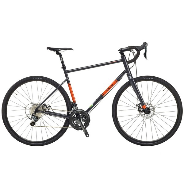 Viking Pro Cross Master Road Bike Black