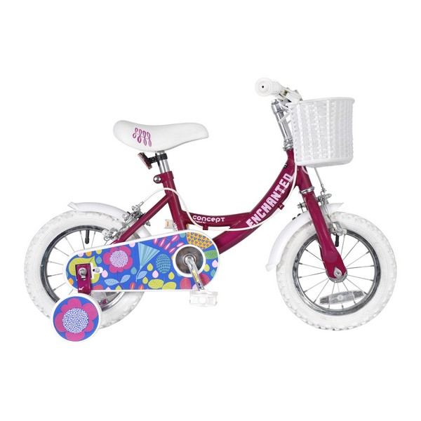 Concept Enchanted Girls Bike No Colour