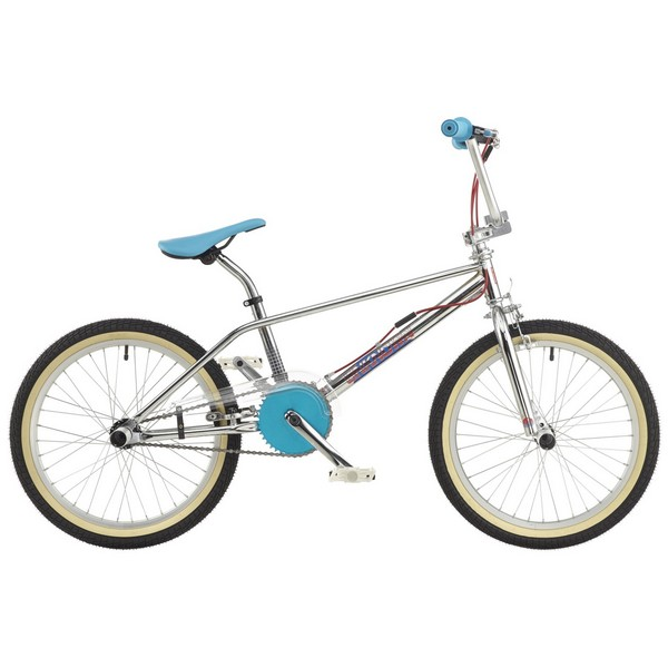 Rooster Unknown Mag 20in Wheel Boys BMX Bike Chrome