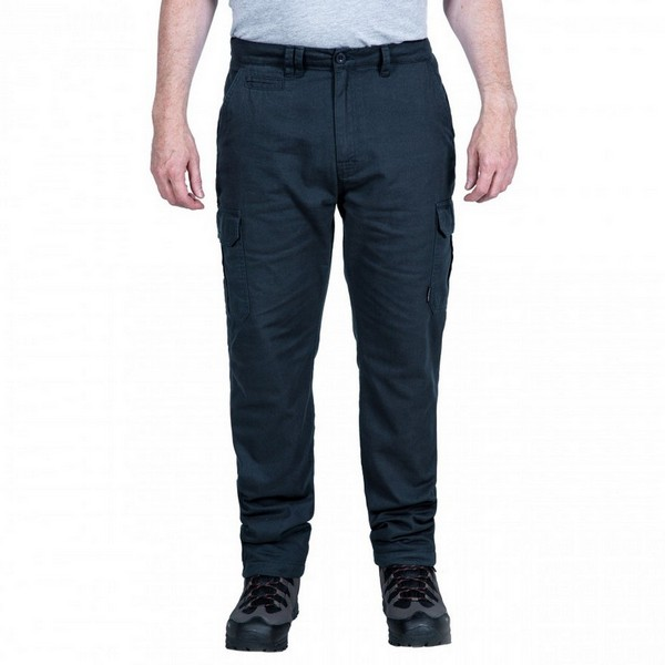 Trespass Mens Tipner Thermal Walking Trousers Navy