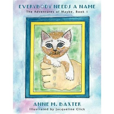 Everybody Needs a Name  The Adventures of Maybe, Book 1 by Baxter, Anne M.