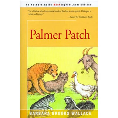 Palmer Patch by Wallace, Barbara Brooks