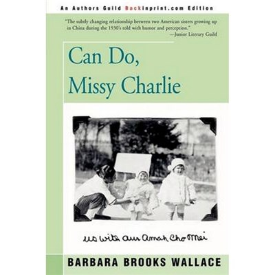 Can Do, Miss Charlie by Wallace, Barbara Brooks