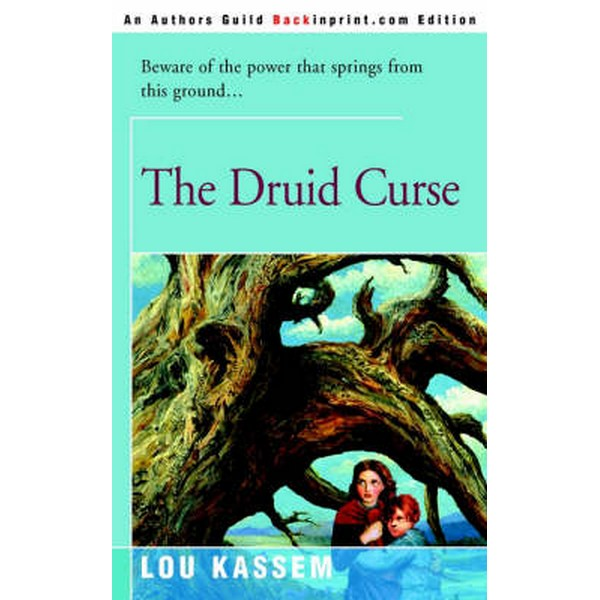 The Druid Curse by Kassem, Lou No Colour