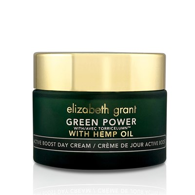 Elizabeth Grant Green Power Active Boost Day Cream with Hemp Oil 50ml
