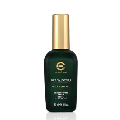 Elizabeth Grant Green Power Concentrated Serum with Hemp Oil 90ml