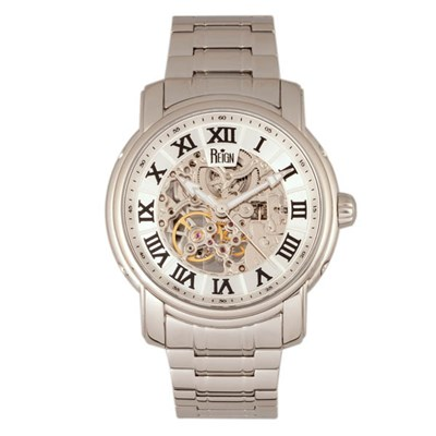 Reign Gents Kahn Automatic Watch with Stainless Steel Bracelet
