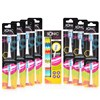 Sonic Chic Zig Zag toothbrush with 14 Extra Heads