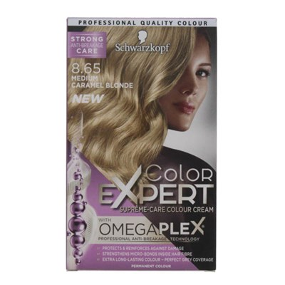 Schwarzkopf Colour Expert Permanent Hair Colour (3 Pack)