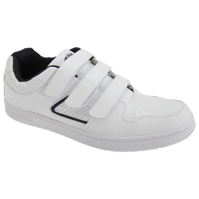 Dek Mens Charing Cross Touch Fastening Trainers