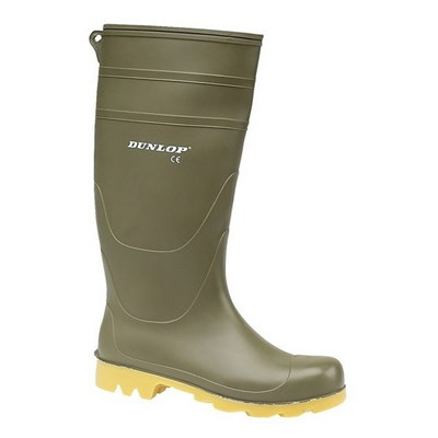 Dunlop Universal PVC Welly / Mens Wellington Boots