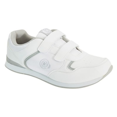 Dek Mens Drive Touch Fastening Trainer-Style Bowling Shoes